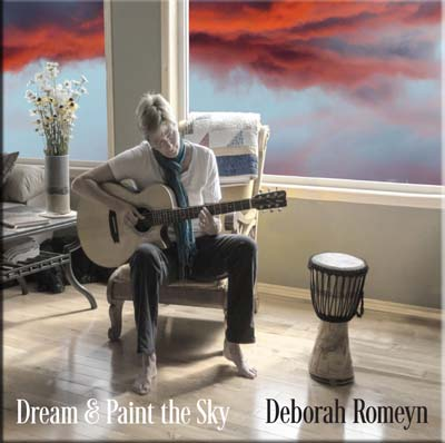 Dream & Paint the Sky Cover