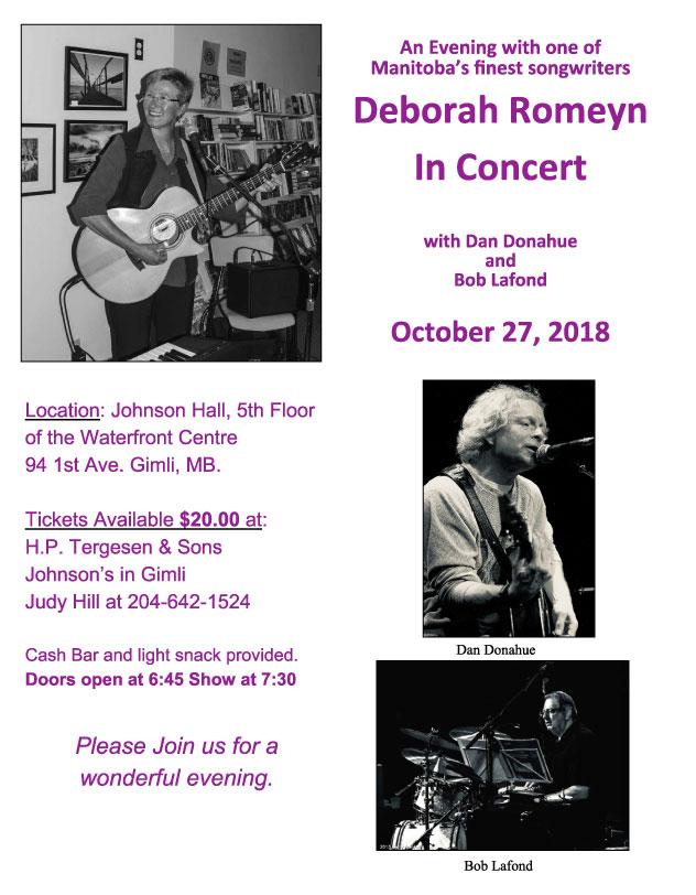 October 2018 show